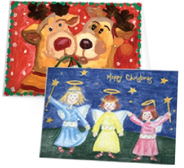 Christmas Fundraisers For Schools.School Fundraising Christmas Cards Raise Money For Your